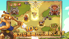 Empire Warriors TD: タワーディフェンスゲームのおすすめ画像4