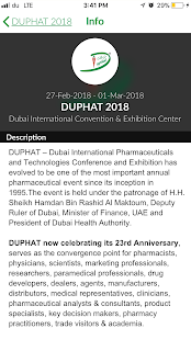 DUPHAT 2018- screenshot thumbnail