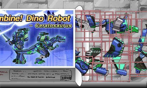 Ceratosaurus - Dino Robot