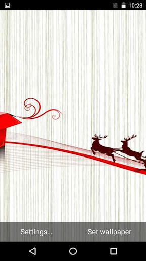 玩個人化App|圣诞节动态壁纸高清免費|APP試玩