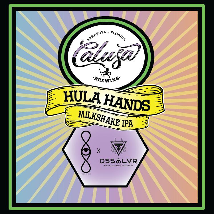Logo of Calusa Hula Hands