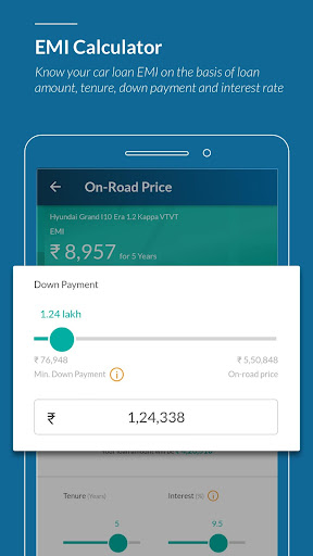 CarWale - New cars, used cars prices in India 6.0.2 screenshots 1
