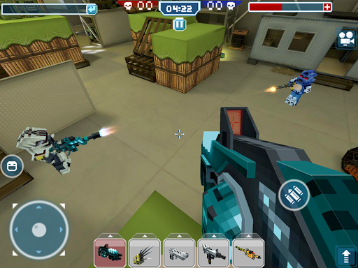 Blocky Cars - Online Shooting Game screenshots 7
