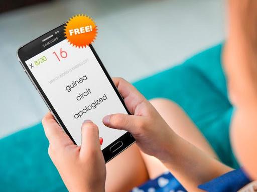 Spelling Game - Free Screenshot
