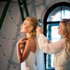 Wedding photographer Natalya Baltiyskaya (Baltic). Photo of 02.10.2017