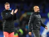 Kevin De Bruyne en John Stones zijn op de terugweg bij Manchester City