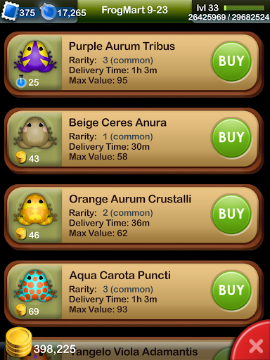 Pocket Frogs screenshot 10