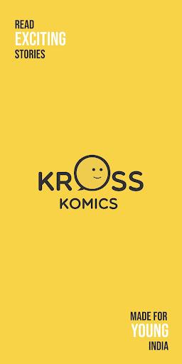 Kross Komics screenshot 5