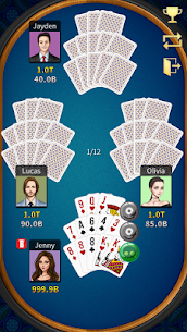 Capsa Susun – Chinese Poker, Pusoy Game – Offline App Download For Android 7