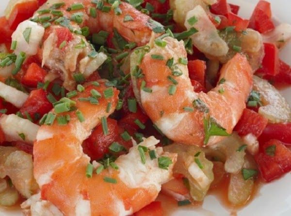 Ww Raoul's Shrimp Salad...adapted From Salad As A Meal Recipe