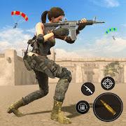 Special Forces Counter Terrorist Mission IGI [Mega Mod] APK Free Download