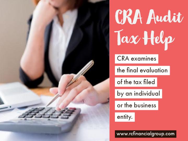 CRA Audit Tax Help