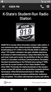 KSDB-FM 91.9 - náhled