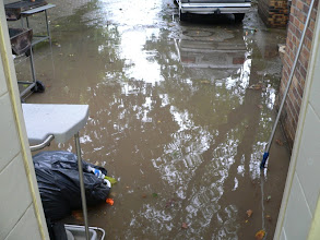 Photo: Quelques inondations