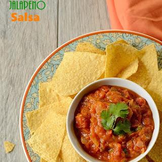 Pumpkin Jalapeno Salsa