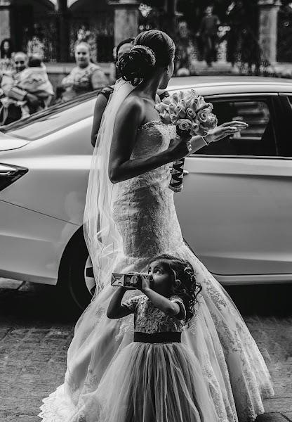 Wedding photographer Nestor damian Franco aceves (NestorDamianFr). Photo of 27.10.2017