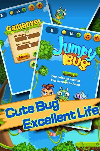 Jumpy Bug