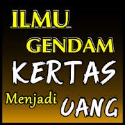 App ILMU GENDAM KERTAS MENJADI UANG TERBARU KOMPLIT APK for Windows Phone