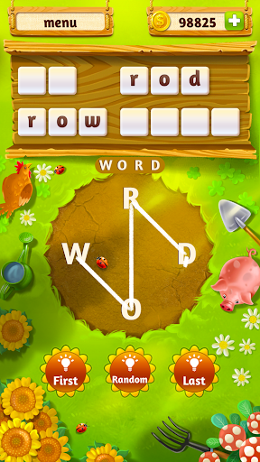 Word Farm - Growing with Words 1.12 screenshots 2