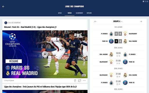 RMC Sport News screenshot 9