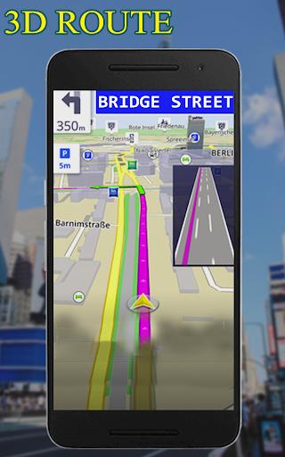 GPS Satellite Maps Direction & Navigation 1.0 screenshots 14