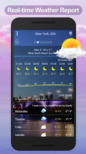 Weather Forecast - Accurate Weather App Apk 1