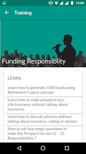 FUNDING RESPONSIBILITIES- screenshot thumbnail