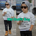 Kid Outfit Boy icon