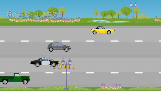 Traffic Racer screenshot 2