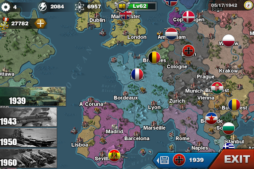 World Conqueror 3 Screenshot