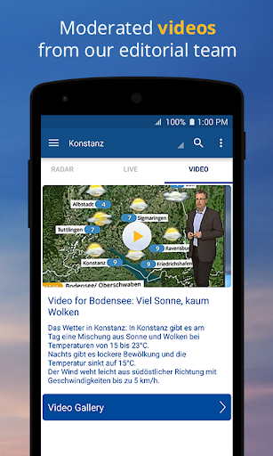 wetter.com - Weather and Radar screenshot 7