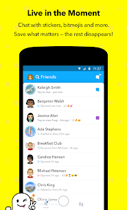 Snapchat MOD (Unlocked) 2