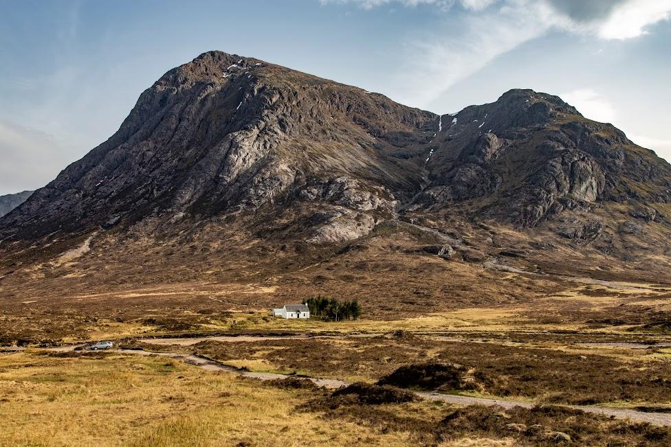 Highlands, Szkocja, Glen Coe
