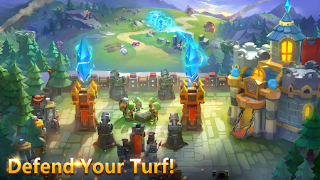 Castle Clash APK screenshot thumbnail 2