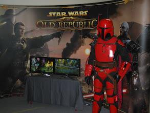 Photo: SW bojovník v reklamním boji…