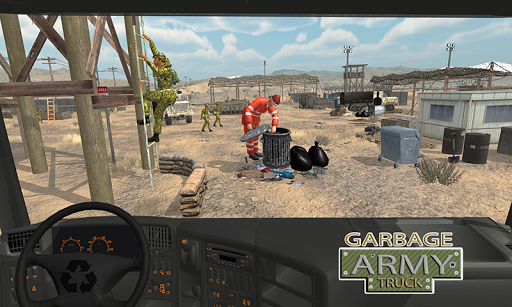 Army Garbage Truck Simulator 2018 3.0 screenshots 3