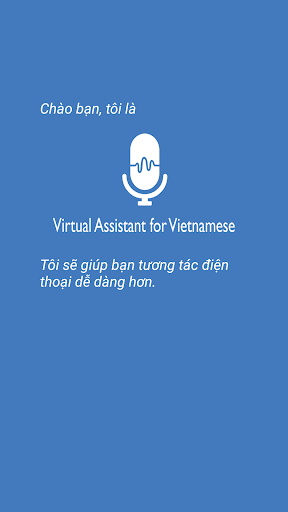 VAV - Trợ lý ảo cho người Việt