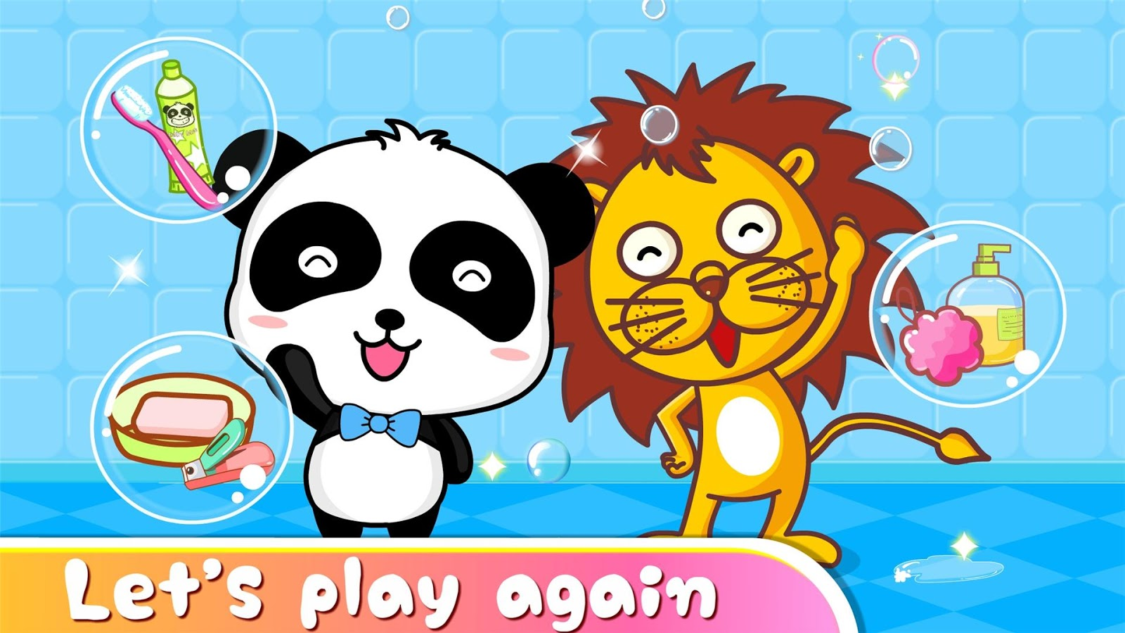 Healthy Little Baby Panda - Android Apps on Google Play