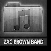 Zac Brown Band Songs