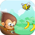 Jungle Monkey Game: Free icon
