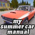 My Summer Car Manual icon