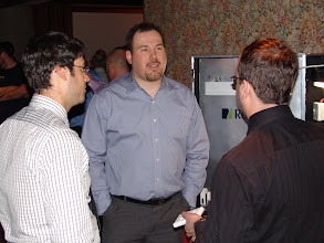 Photo: Matthew Laframboise (center)