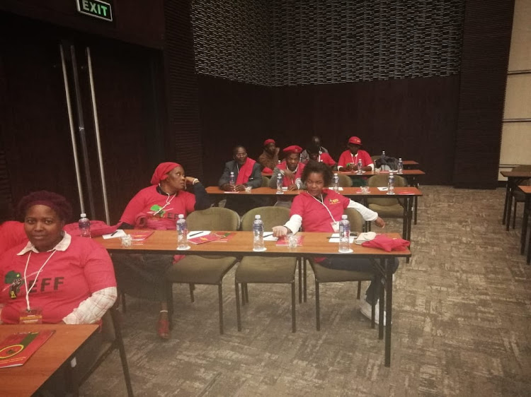 EFF Eastern Cape delegates will be electing a new provincial structure on Saturday evening.