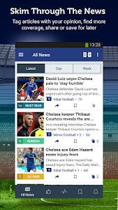 Chelsea News - Sportfusion screenshot 2