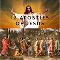 THE 12 APOSTLES OF JESUS icon