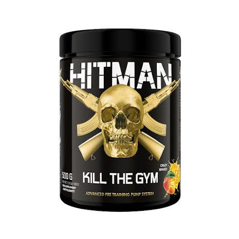 Swedish Supplements Hitman 500g - Crazy Mango