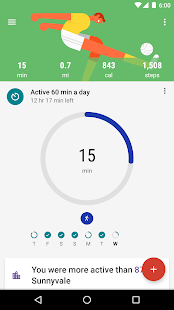 App Google Fit - Fitness Tracking APK for Windows Phone