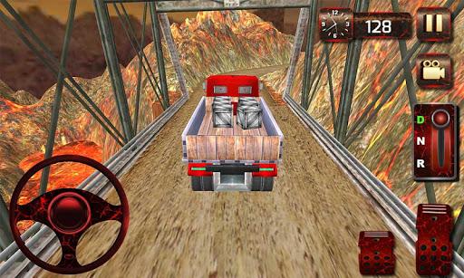 土路卡車司機3D