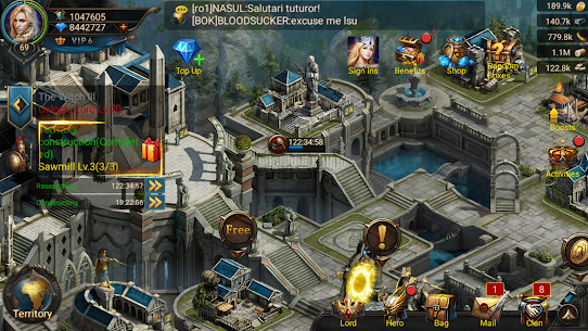 War of Kings – Thrones Battle 6