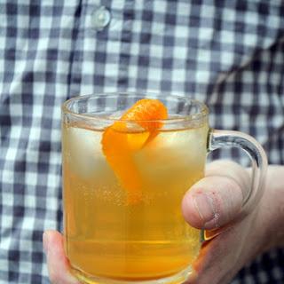 Earl Grey Gin and Tonics.